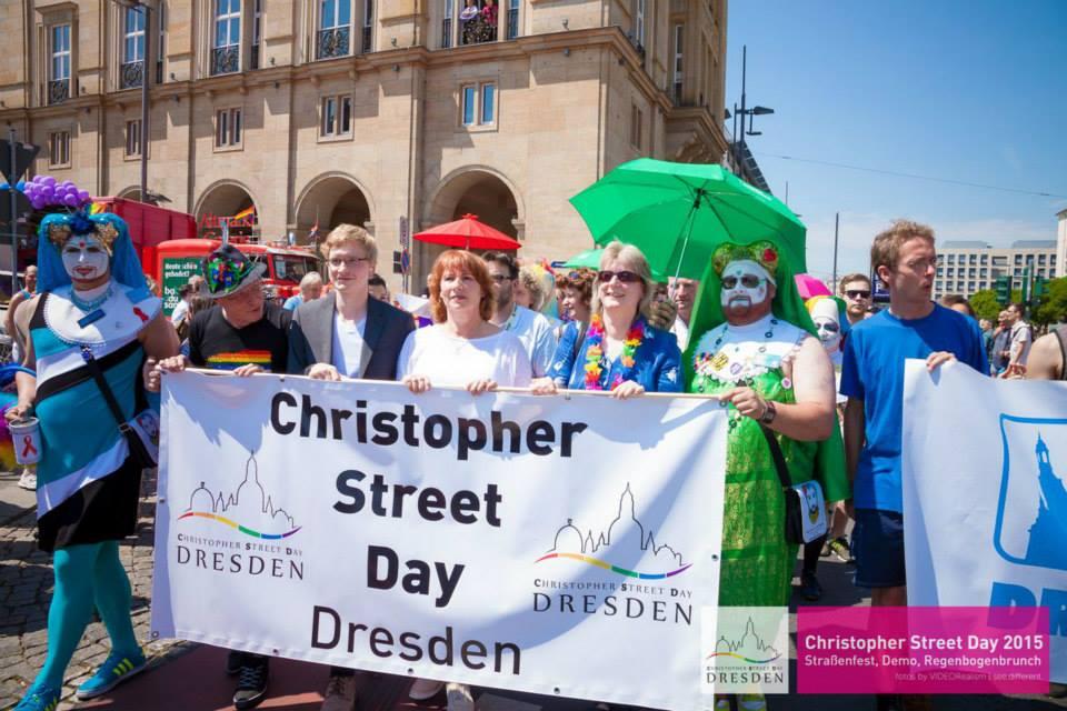 Schirmherr CSD Dresden 2015 (2)